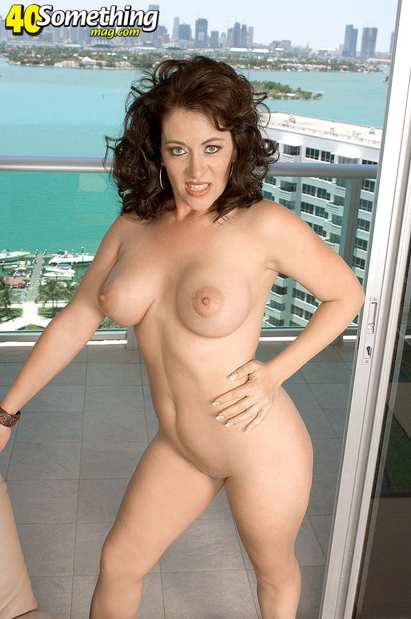 With you Sandy beach milf
